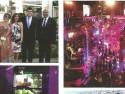 مجلة رانيا - افتتاح backyard